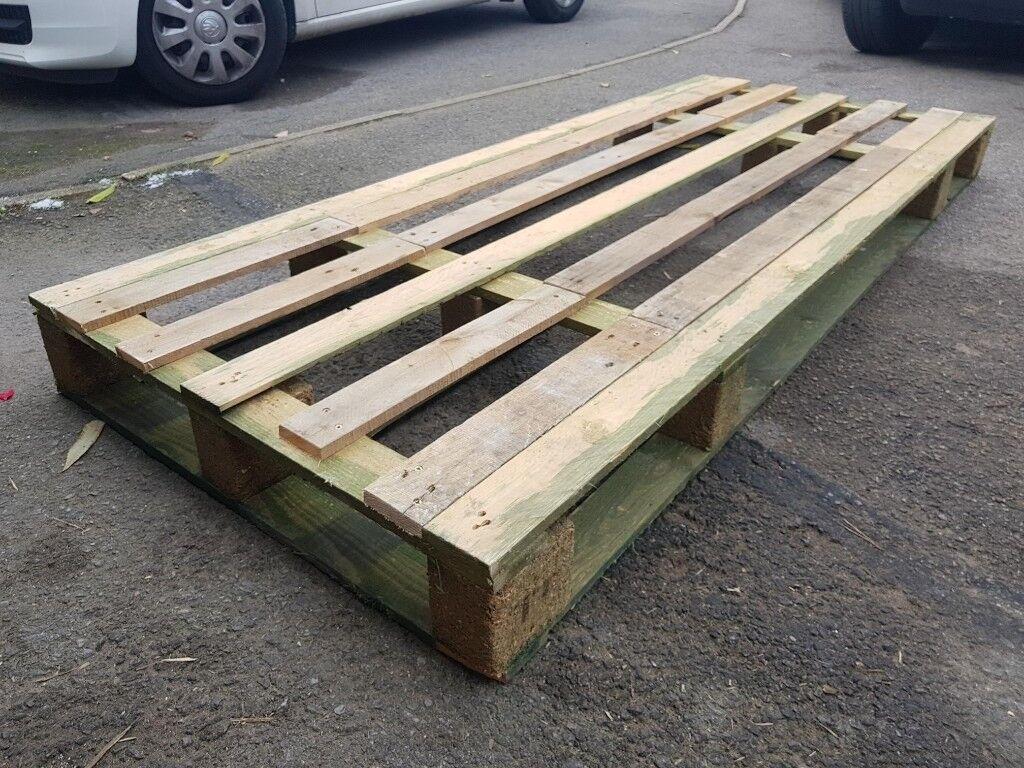 5 x Long 2000mm x 800mm pallets - Free Delivery - Last Batch | in Wimborne,  Dorset | Gumtree