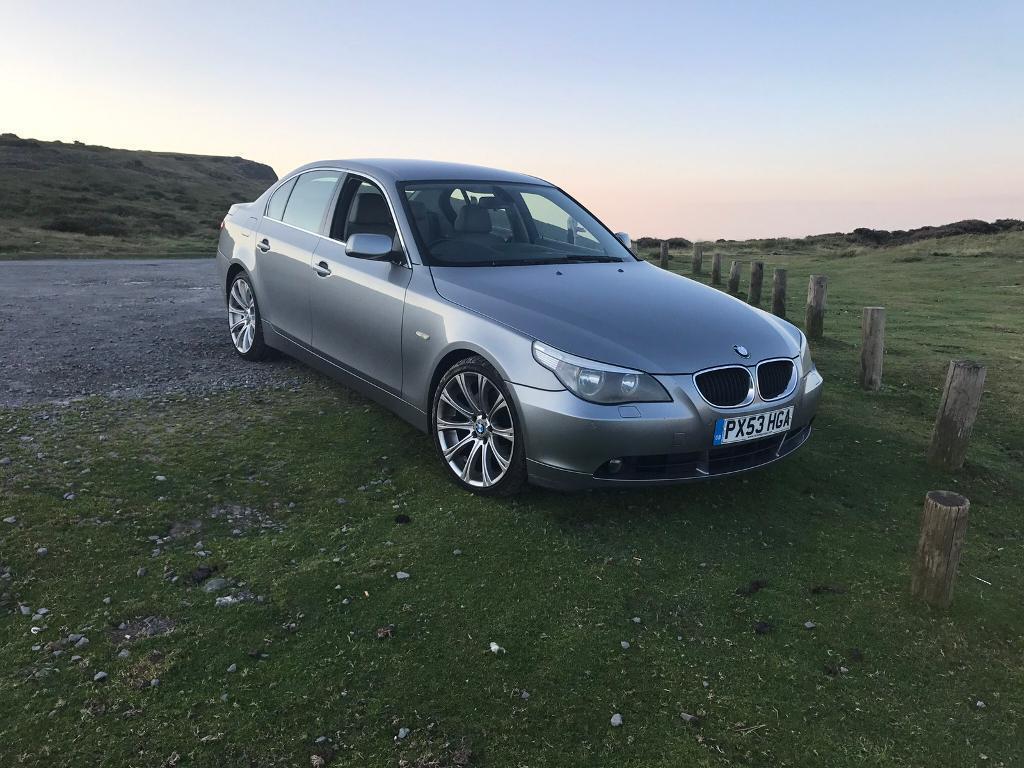 2004 530d BMW