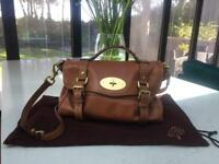 Mulberry Alexa Oak handbag