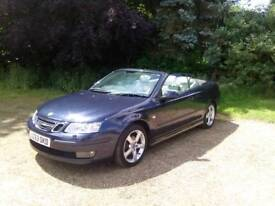 Saab 9'3 cabriolet 2.0 auto 2004 gearbox falt!