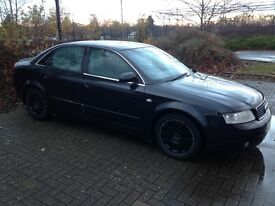 AUDI A4 SPORT LEATHER INTERIOR MOT TILL MARCH 2018, ABSOLUTE BARGAIN