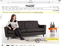 Sold out MADE luxury designer 100% wool rug by Jimmie Martin