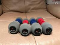 Nike Dumbell Weights