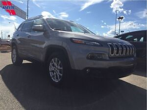 2015 Jeep Cherokee North Navigation V6 4x4 35,900KM