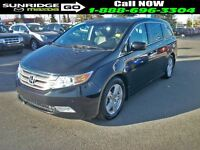 2011 Honda Odyssey Touring/Nav/DVD/Loaded