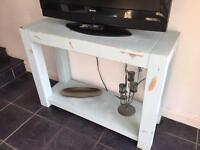 CONSOLE TABLE SHABBY CHIC