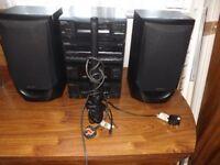 Technics HiFi Music System