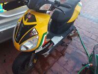 14 reg Motobi Imola RS 50cc