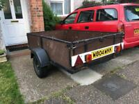 Trailer 6ft by 4ft