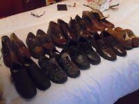 10 pair of size 12 mens footwear