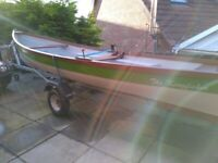 19ft kingfisher boat