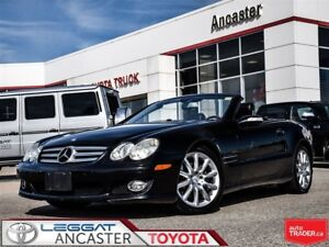 2007 Mercedes-Benz SL-Class ONLY 95193 KMS !!