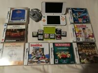 *New* Nintendo 2DS XL with 16 games