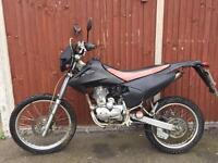 Ccm 125cc moped scooter Vespa Honda Piaggio gilera