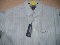 JAMES PRINGLE GOLF SHIRT SIZE M BRAND NEW WITH TAGS