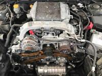 Subaru Legacy Diesel EE20 engine breaking for spares