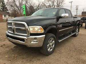 2015 Ram 2500 Limited - Diesel, Crew, 4x4, One Owner!
