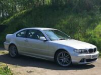 BMW 325Ci coupe, full MOT £2650