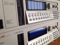 Akai S3000i S3200XL Sampler, 16 bit grit MPC Dance Trance Hip Hop House RAVE Synth DAW Filter Analog