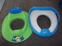 2 x Child Size toilet seats for potty training