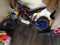 Kids 50cc mini moto ....not ktm,Honda. Pit bike