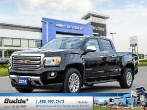 2016 GMC Canyon SLT SAFETY AND RECONDITIONED