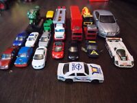 Vintage JobLot Diecats cars X19 , Welly , Corgi and more