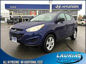 2013 Hyundai Tucson GL Auto   -  Bluetooth / Heated seats