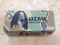 MXR Distortion Pedal (Dime Distortion)