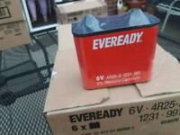 6v 4R25-02 batteries
