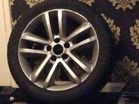 "Vauxhall Astra/Vectra 17"" Sri Alloy Wheel"