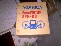 Yashica 8MM Editor For Sale