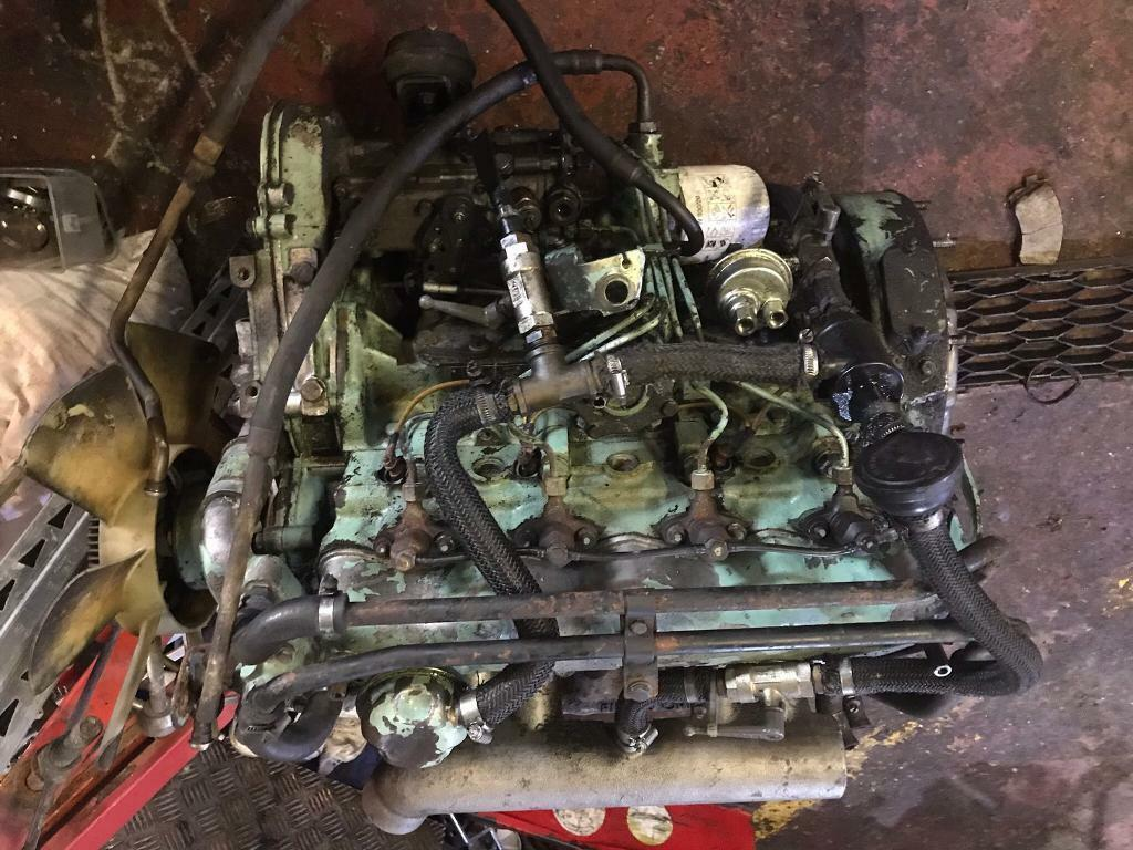 Land Rover Defender Engine In Oldham Manchester Gumtree Carburetor