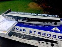 Behringer BTR2000 Auto-Chromatic Rack Tuner
