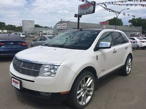 2010 Lincoln MKX Limited AWD 22 wheels