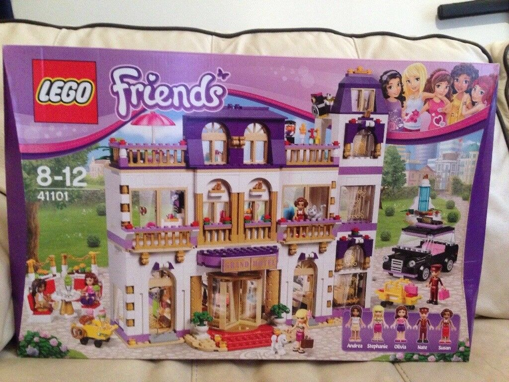 Lego Friends Heartlake Grand Hotel 41101 Bnib In West Calder