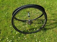 Shimano Tiagra/Alex/Continental wheelset - covered approx 50 miles only