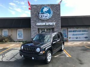 2014 Jeep Patriot LOOK NORTH EDITION! $101.00 BI-WEEKLY+TAX!