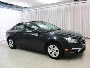 2016 Chevrolet Cruze DEAL! DEAL! DEAL! LT TURBO SEDAN w/ BACKUP