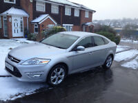 Ford Mondeo Titanim ECO 2012, manual, diesel, silver