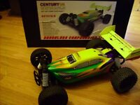RC BSD Racing rolling chassis