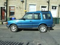 landrover discovery one owner 68000 miles