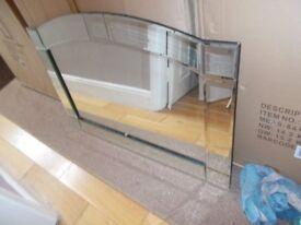 modeern wall mirror
