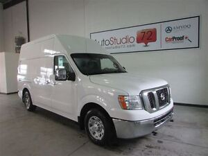 2012 Nissan NV 2500 HD SV V8 HIGH ROOF **FINANCEMENT 100%**