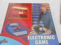 Deal or No Deal Electronic game - excellent condition £5.00 o.n.o