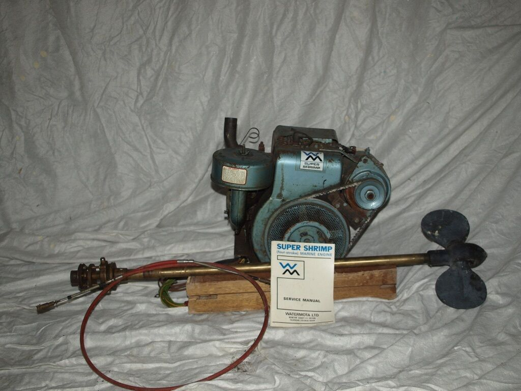 For sale inboard boat engine briggs and stratton in for Briggs and stratton outboard motors for sale