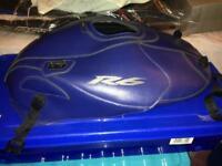 Yamaha r6 tank cover