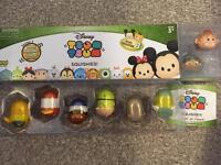 Disney tsum tsum series 3 - 8 pack, new metallic shine!