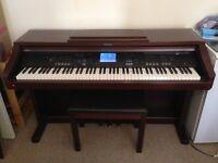 Technics SX-PR702 Digital Electric Piano (Ensemble, Keyboard, electronic, SXPR702)