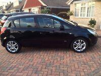 Vauxhall Corsa 1.2i 16v SXi 5dr (Pearl Black )
